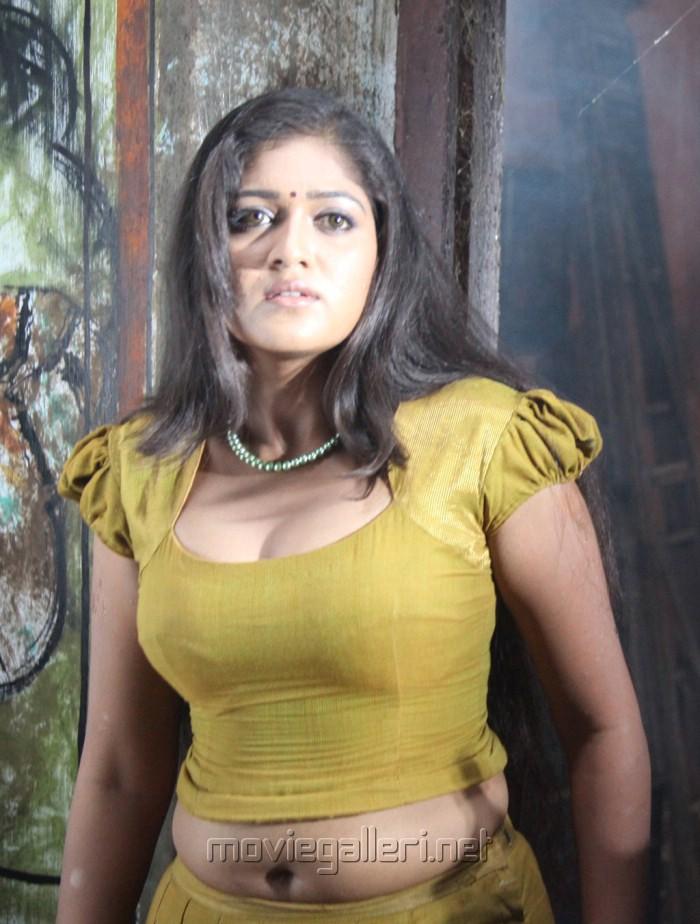 Meghana Raj Hot Stills In Jakkamma [ Gallery View ]