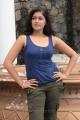 Meghana Raj Hot Pics in Narasimhan IPS Movie