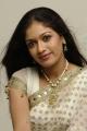 Meghana Raj Photo Shoot Stills in White Saree