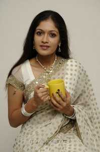 Actress Meghana Raj Cute Photoshoot Stills