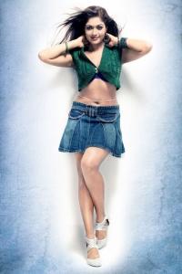 Tamil Actress Meghana Raj Hot Photo Shoot Stills