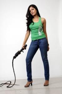 Meghna Sundar Raj Latest Hot Photo Shoot Pics