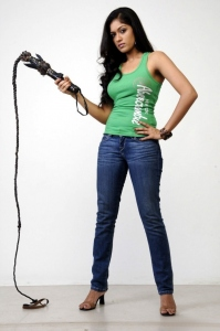 Actress Meghana Raj Latest Hot Photo Shoot Pics