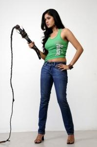 Tamil Actress Meghana Raj Photoshoot Pics