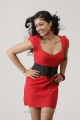Lucky Movie Actress Meghana Raj Hot Photo Shoot Stills