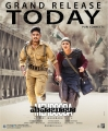 Akash Puri, Neha Shetty in Mehbooba Movie Release Today Posters
