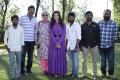 Actress Mehreen Pirzada Birthday Celebrations at Entha Manchivaadavuraa Movie Sets