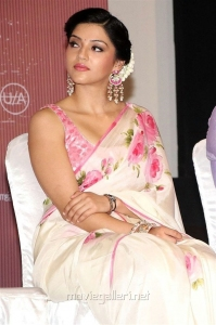 Mehreen Pirzada New Hot Pics @ Nenjil Thunivirunthal Trailer Launch
