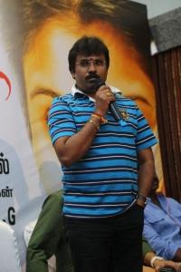 Perarasu @ Meiyyazhagi Movie Trailer Launch Photos