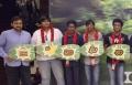 Mella Sirithai Movie Single Track Release Stills