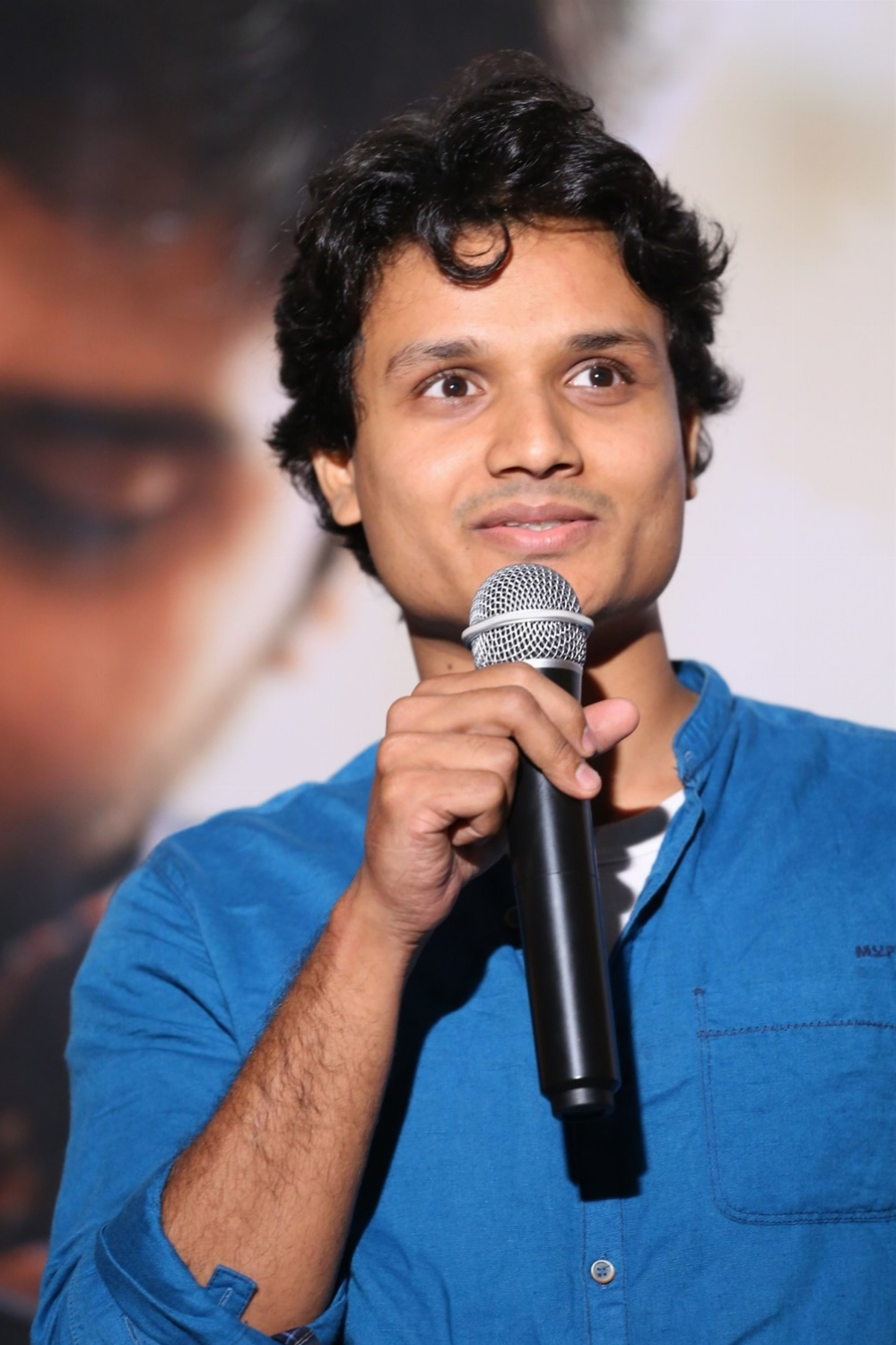 Prashanth R Vihari @ Mental Madhilo Press Meet Stills