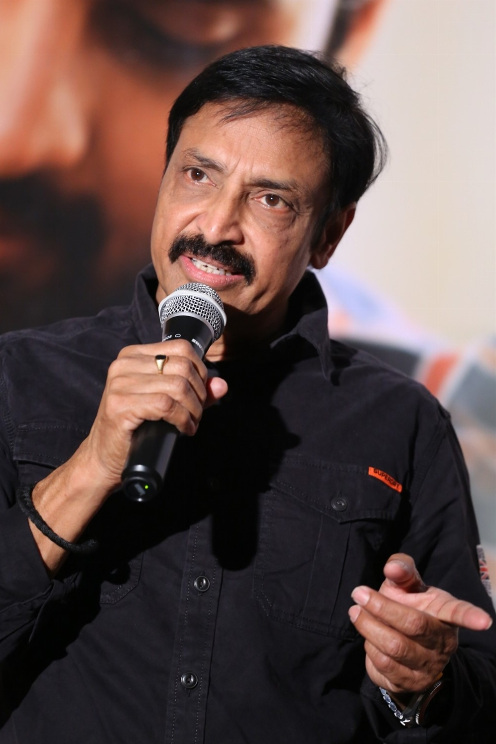 Producer  Raj Kandukuri @ Mental Madhilo Press Meet Stills
