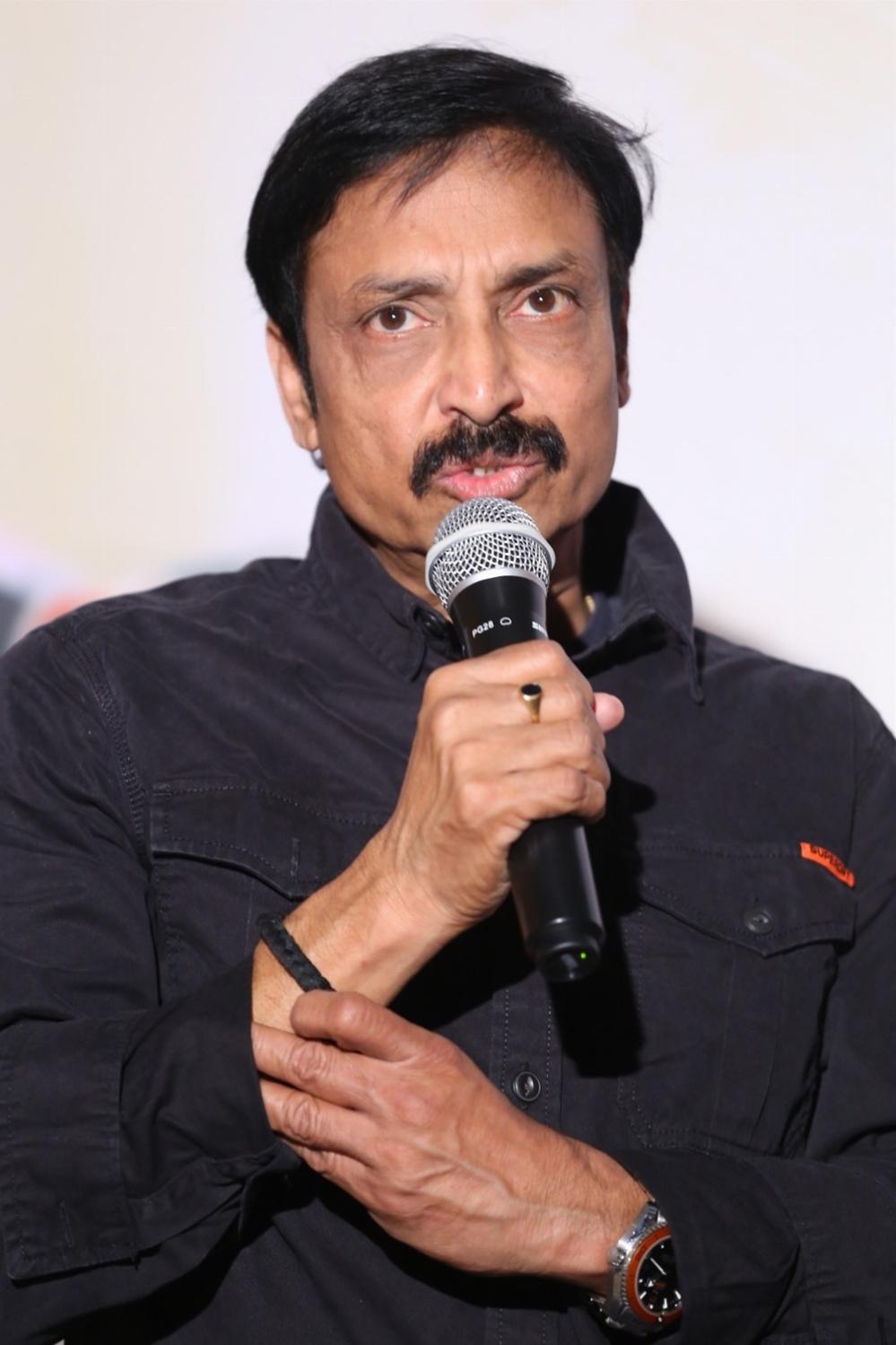 Producer  Raj Kandukuri @ Mental Madhilo Press Meet Stills