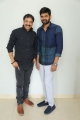Raj Kandukuri, Sree Vishnu @ Mental Madhilo Thanks Meet Stills