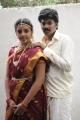 Divya Nagesh, Saravanan in Merku Mogappair Sri Kanaka Durga Movie Stills