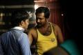Actor Bobby Simha in Metro Telugu Movie Stills
