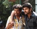 Sendrayan, Shirish Saravanan in Metro Telugu Movie Stills