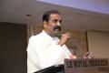 Lyricist Vairamuthu @ MGR 100th Birth Anniversary @ Le Meridien Chennai Stills