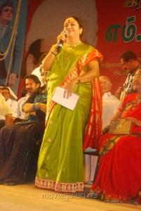 B.Saroja Devi @ MGR 96th Birthday Function Photos