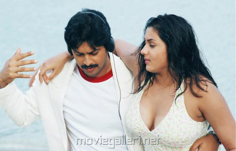 Srikanth, Namitha @ Midatha Movie Stills