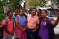 Bharathiraja @ Miga Miga Avasaram Female Cops Show Photos
