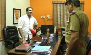 Seeman, Muthuraman in Miga Miga Avasaram Movie Images HD