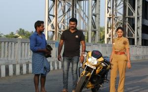 Actress Sri Priyanka Miga Miga Avasaram Movie Images HD