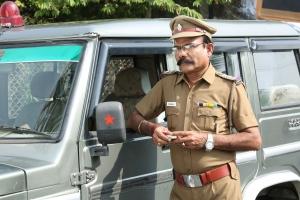 Actor Muthuraman in Miga Miga Avasaram Movie Images HD