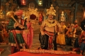 Krishnudu, Archana in Mike Testing 143 Movie Stills