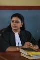 Tamil Actress Latha Rao at Minnal Movie Shooting Spot Stills