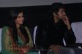 Sharmila Mandre, Vinay at Mirattal Movie Press Meet Stills