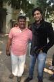 R.Madhesh, Vinay at Mirattal Movie Press Meet Stills