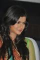 Actress Sharmila Mandre at Mirattal Movie Press Meet Stills