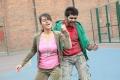 Vinay Rai Sharmila Mandre in Mirattal Movie Stills