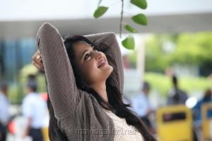 Actress Anushka Shetty Images in Mirchi