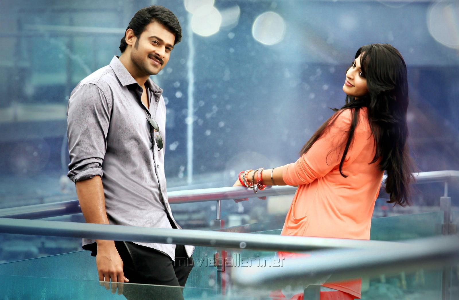 Prabhas Mirchi Telugu Movie 2013 Wallpapers Hd: Prabhas, Anushka In Mirchi Movie HD