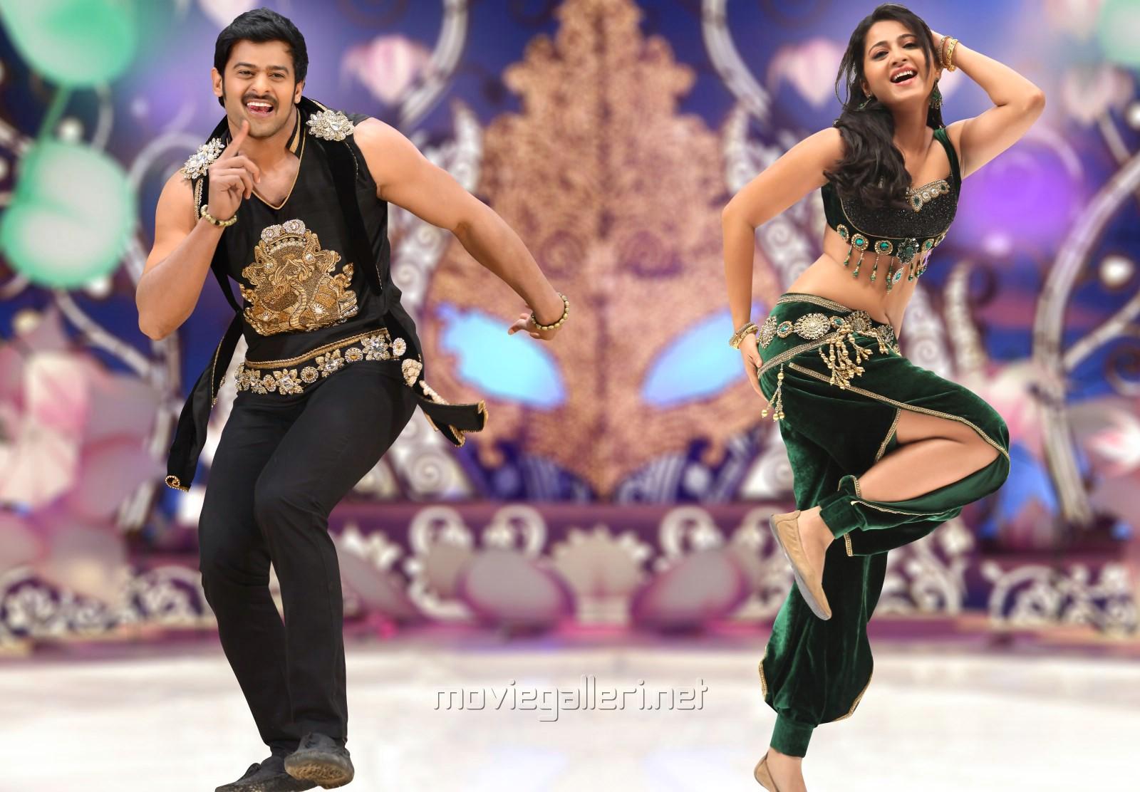 Prabhas, Anushka in Mirchi Movie Latest Photos
