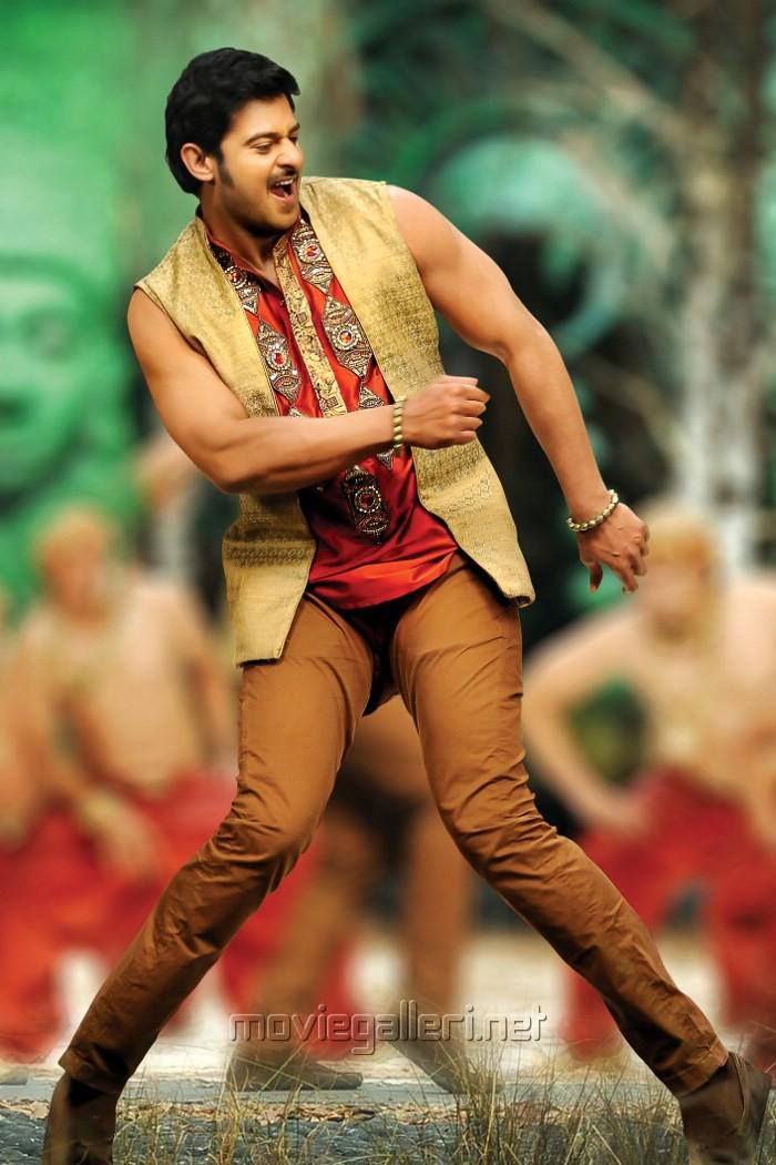 Actor Prabhas in Mirchi Movie Latest Photos