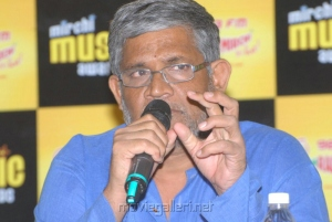 Tanikella Bharani at South Mirchi Music Awards 2011 Press Meet Stills