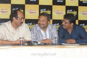 South Mirchi Music Awards 2011 Press Meet Stills