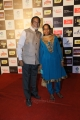 Gangai Amaran, Bhavatharini @ Mirchi Music Awards 2013 Photos