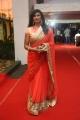 Singer Kousalya @ Mirchi Music Awards South 2017 Red Carpet Photos