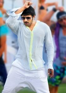 Actor Prabhas Mirchi HD Photos