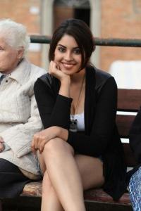 Mirchi Actress Richa Gangopadhyay Hot Spicy Pics