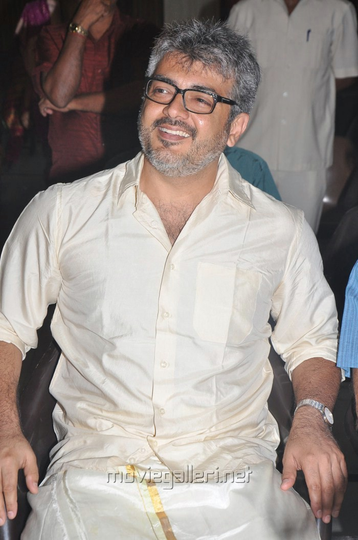 ... Ajith Kumar at Actor Mirchi Shiva Wedding Photos | New Movie Posters