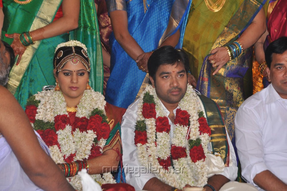 Tamil Actor Shiva Marriage Photos
