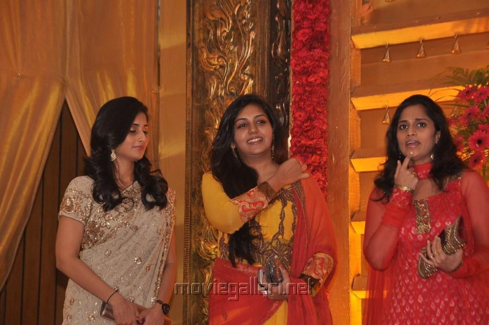 Picture 343653   Supriya Jeeva, Shalini at Mirchi Shiva