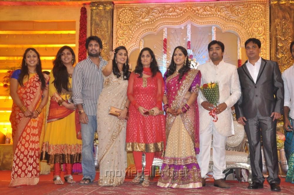 Picture 343680 | Richard Rishi at Mirchi Shiva Wedding