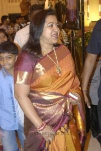 Radhika at Mirchi Shiva Wedding Reception Photos