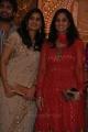 Shamili, Shalini at Actor Mirchi Shiva Wedding Reception Photos